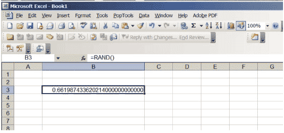 Content - Cumulative distribution functions