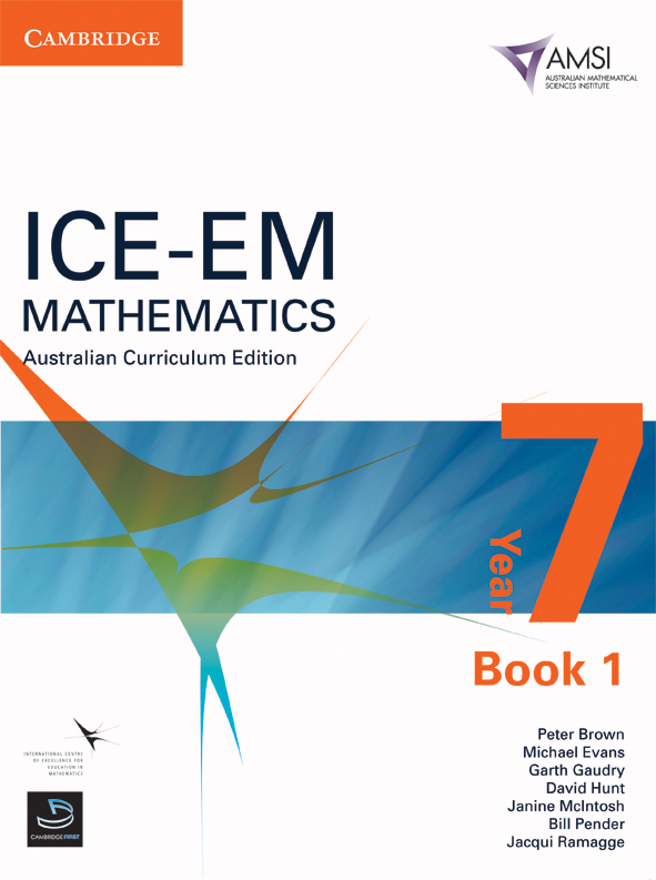 mathematics year 7 book 1 pdf