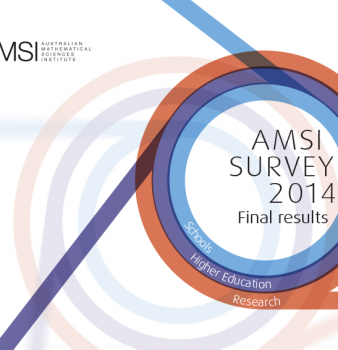 AMSI Survey 2014: Final results