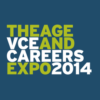 The Age VCE and Careers Expo 2014 - AMSI