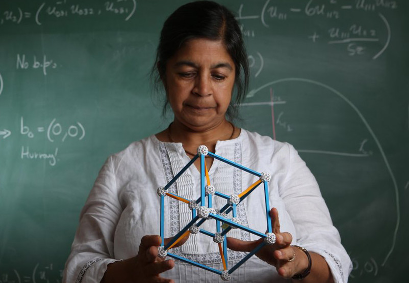 Professor Nalini Joshi AO