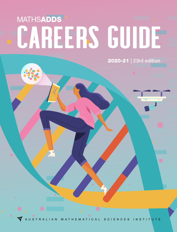 MATHSADDS 20-21 CAREERS GUIDE COVER