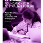 Cover of Mathematical sciences: foundation for Australia's future
